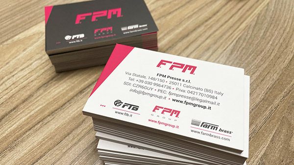 FPM Group transfers a company branch to FPM Presse