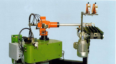 ROTARY LOADING ARM BRM2 Loading arms for presses