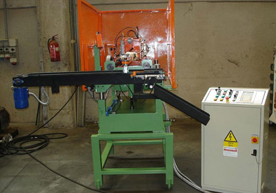 LINEAR LOADING ARM 800LR Loading arms for presses