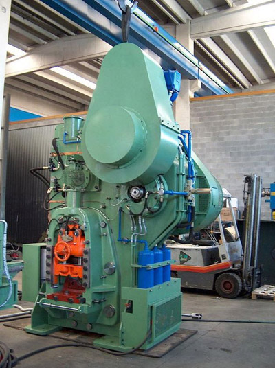 FICEP F560 Billet shears