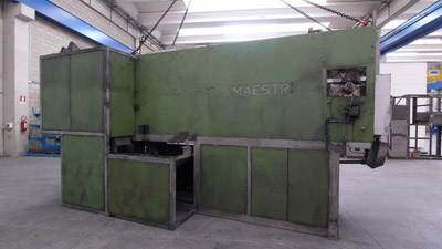 MAESTRI CT-4P-3500 Gas furnaces