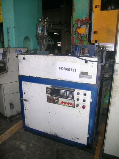AMYSA AM 106C Induction furnaces
