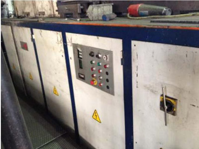 INDUCTION IMF 600 K1 Induction furnaces