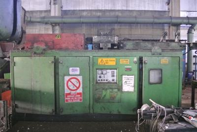 CEFI FC10 400 Kw Induction furnaces