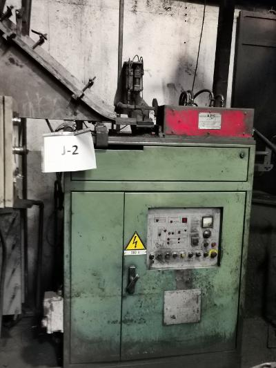 SAET 4ROL 100 KW  Induction furnaces