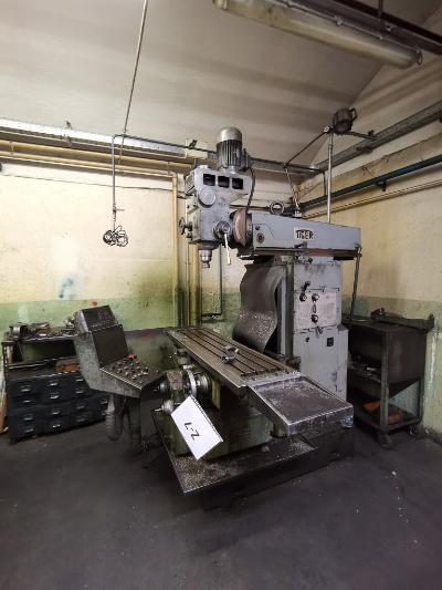 TIGER  Milling machines