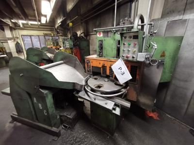 ROVETTA HG-20 4S Trimming presses with rotary table