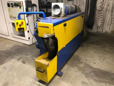 RODITOR manual horizontal grinding machine Impianti di pulitura/smerigliatura