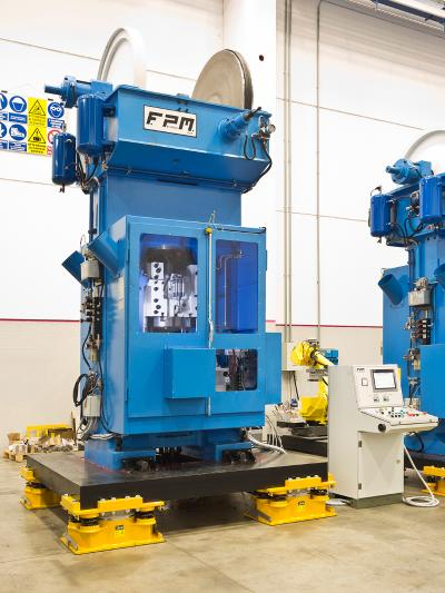 FPM ES 210 Friction screw presses