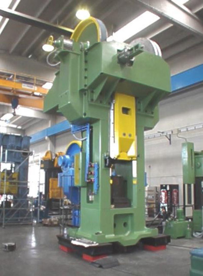 FPM EP 300 Friction screw press for hot forging
