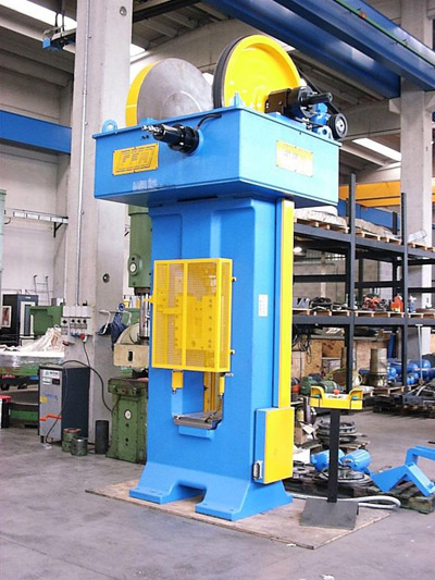 FPM ES 150 Friction screw press for hot forging