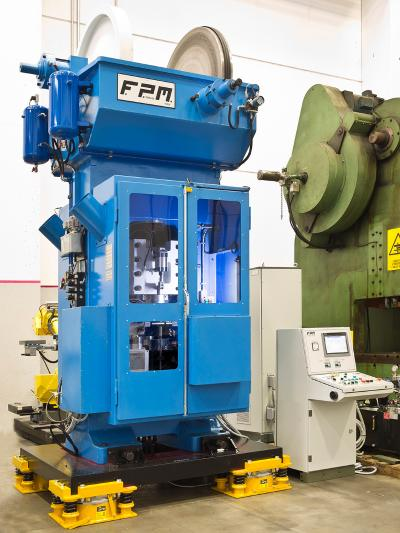 FPM ES 180 Friction screw presses