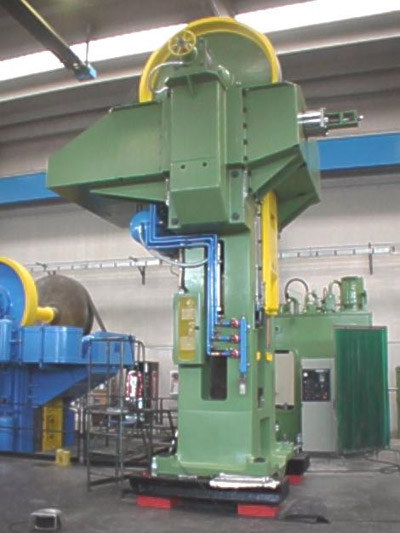 FPM EP 400 Friction screw presses