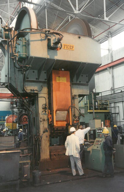 FICEP PVM 400 Friction screw presses