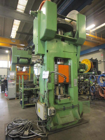 OSTERWALDER FPN HS 180MM Friction screw presses