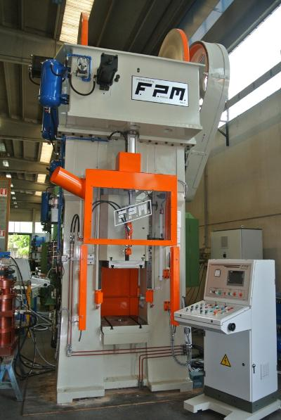VACCARI 10 NS Friction screw presses