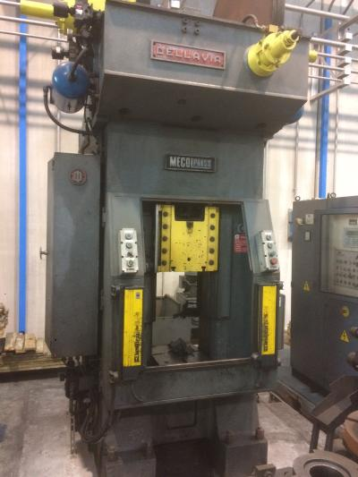 MECOLPRESS LECCO 140  Friction screw presses