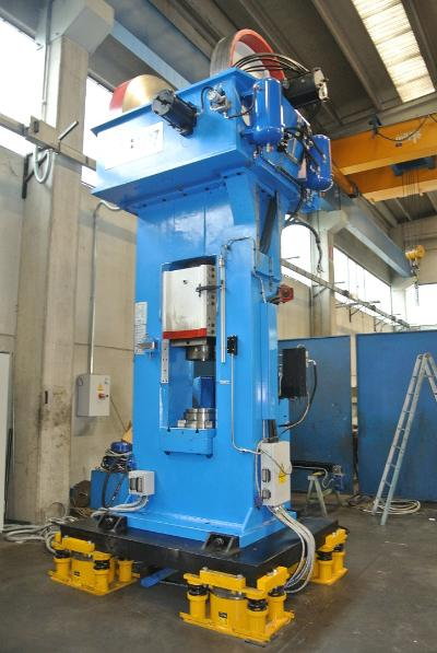VACCARI 9 PS Friction screw presses