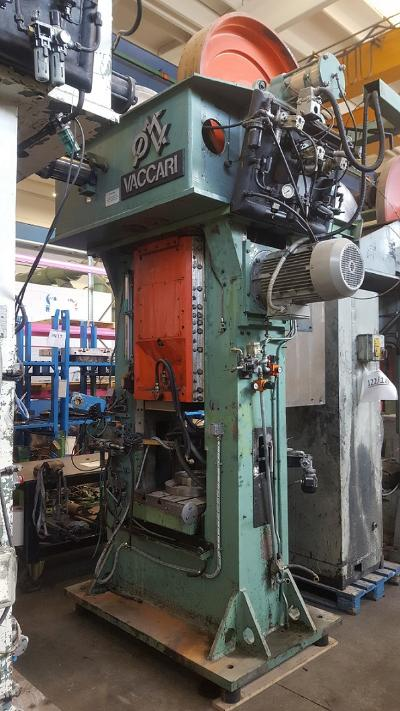 VACCARI 7 LF Friction screw presses