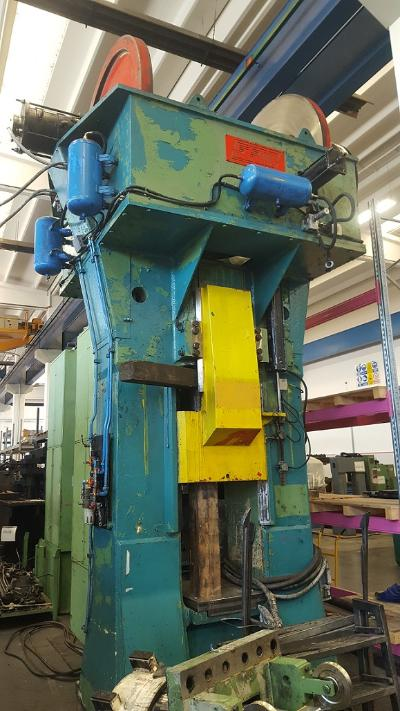 VACCARI 20 PS Friction screw presses