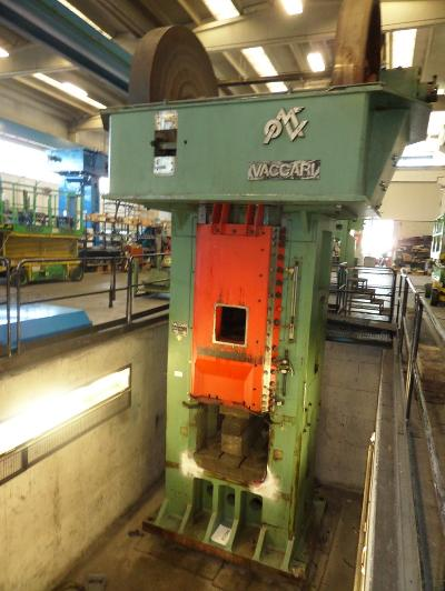 VACCARI PV 360 Friction screw presses