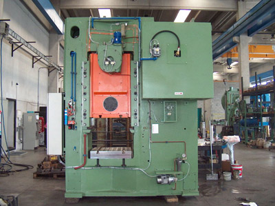 BARNAUL KB8340 Knuckle joint presses
