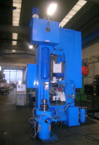 ROVETTA SF-200/F Presses for hot forging of brass and aluminium