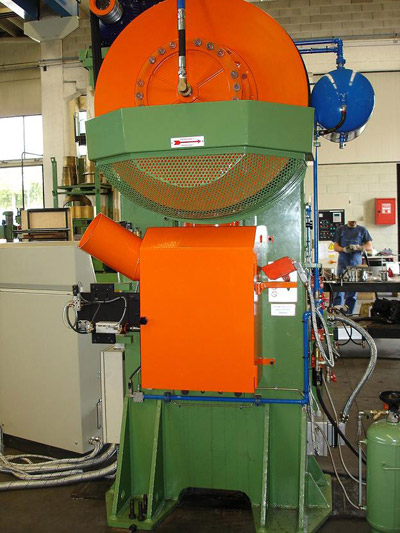 MECOLPRESS SOV/0 Presses for hot forging of brass and aluminium