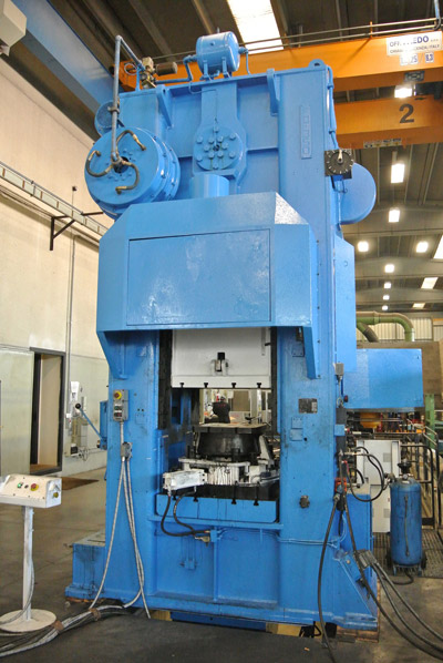 ROVETTA FO-350 Presses for hot forging of brass and aluminium