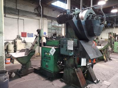 IMV 130 TON Presses for hot forging of brass and aluminium