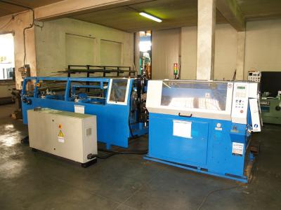 CONNI STO80 Sawing machines for brass and aluminium bar