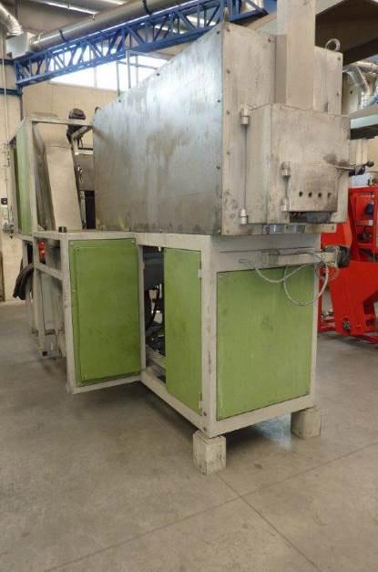 Used - Gas billet-slug heating furnace for forging - MAESTRI TURBO